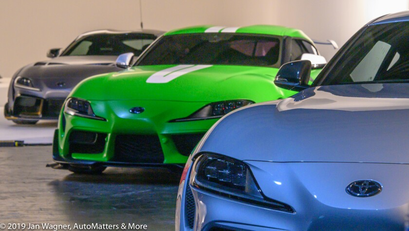 01864-20191024 Toyota SEMA Show Preview Event-GR Supra Heritage Edition+Performance Line-3000GT-Wasabi concepts+Avalon TRD Pro concept-Thunder Studios-Long Beach-Z6