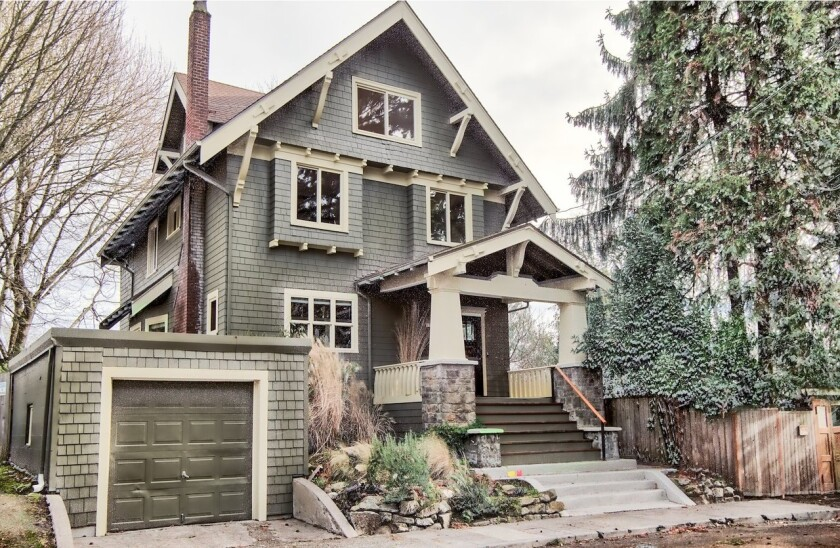 Modest Mouse frontman Isaac Brock selling century-old Craftsman in Portland