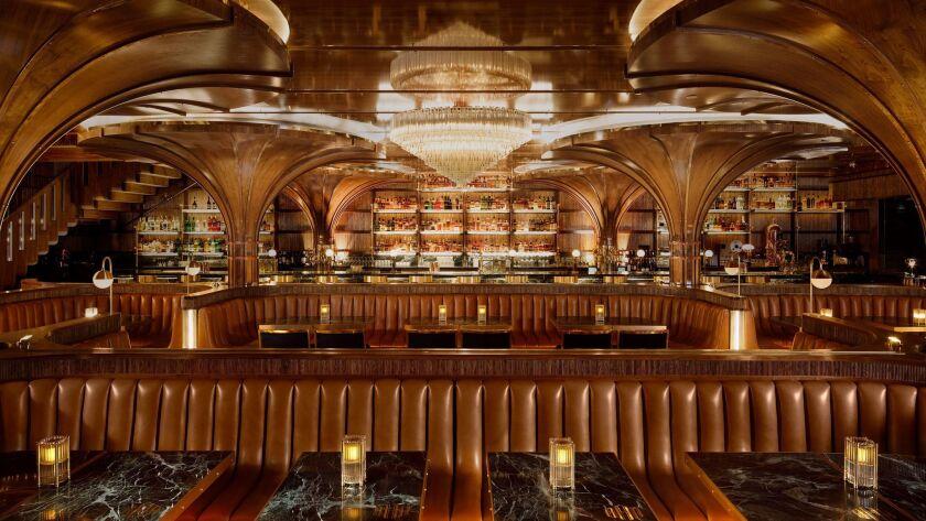 Born & Raised raises restaurant bar to the stratosphere ...