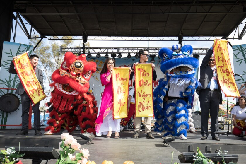 14th annual San Diego Tet Festival