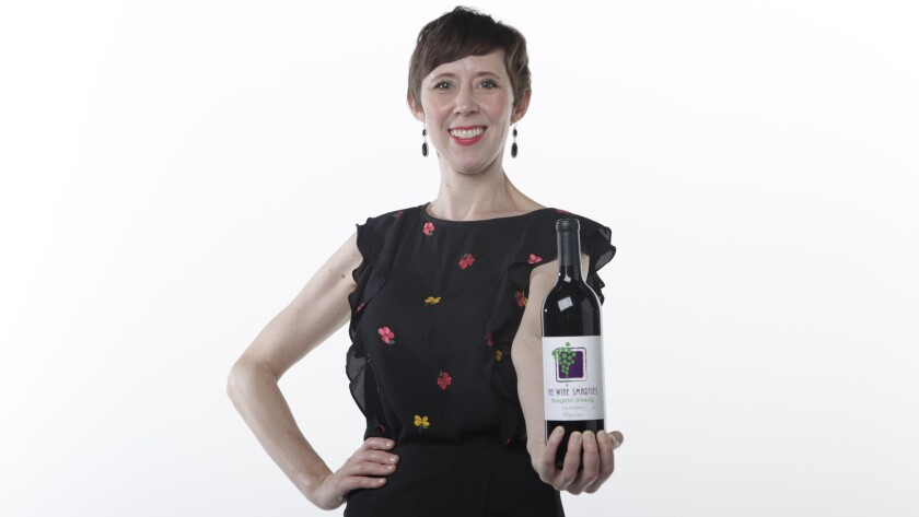 Lindsay Pomeroy, owner and chief wine educator at Wine Smarties.