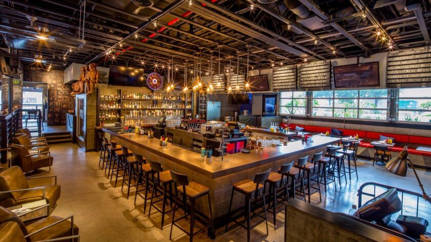 Cohn Restaurant Group will open a second Draft Republic restaurant next fall in Carlsbad. It will be similar in design to the Draft Republic in La Jolla, pictured here.