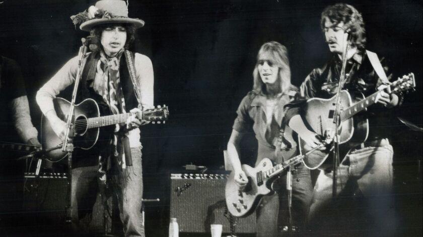 Bob Dylan Rolling Thunder