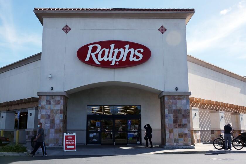 Ralphs store in Long Beach.