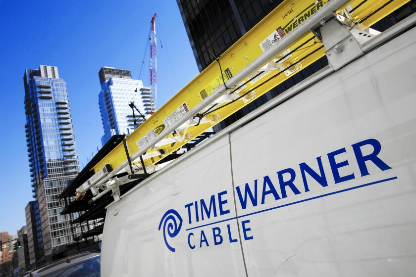 Charter may buy Time Warner Cable