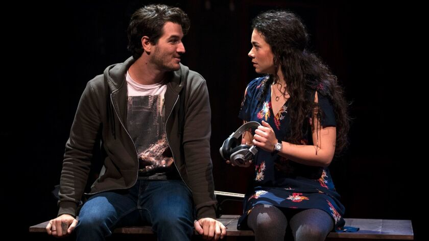 At SCR, the musical 'Once' raises its hopeful voice - Los Angeles Times