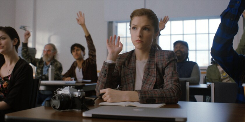 "Anna Kendrick in ""Love Life."""