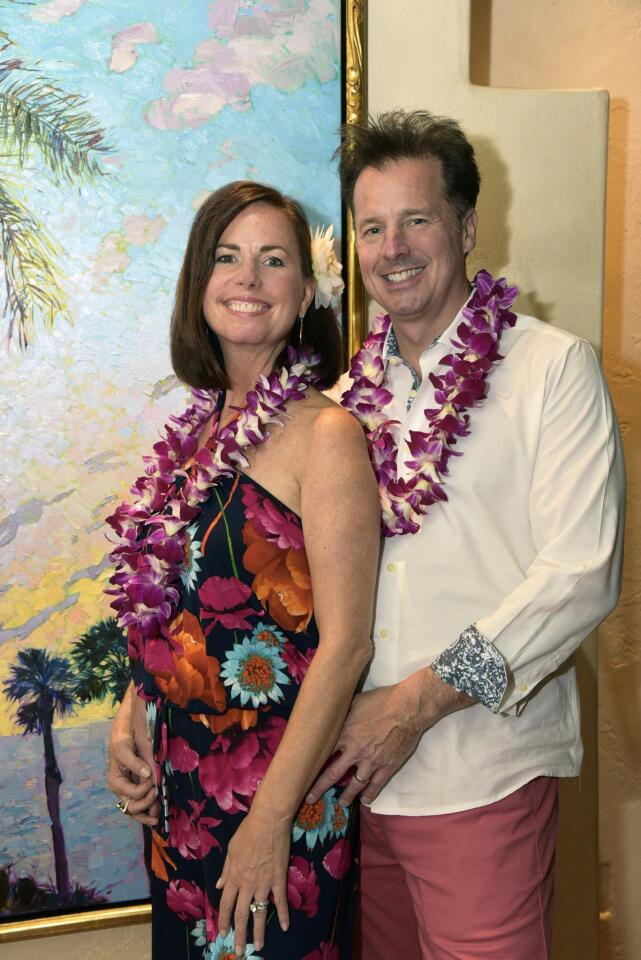 LUSCious Luau and Scholarship Fundraiser