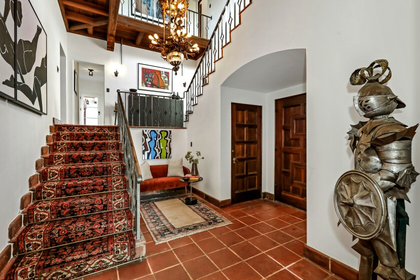 Our Home of the Week in Los Feliz was built in 1929 and recently renovated and restored.