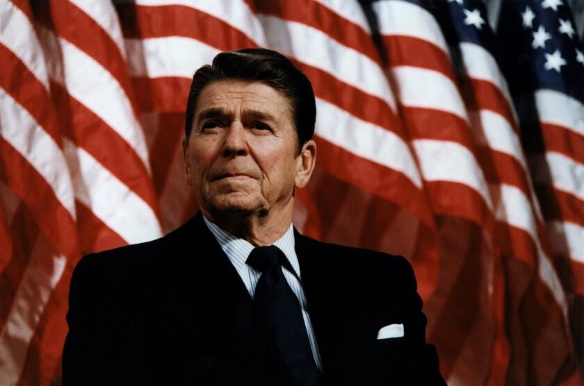 Ronald Reagan Dies at 93 - Los Angeles Times