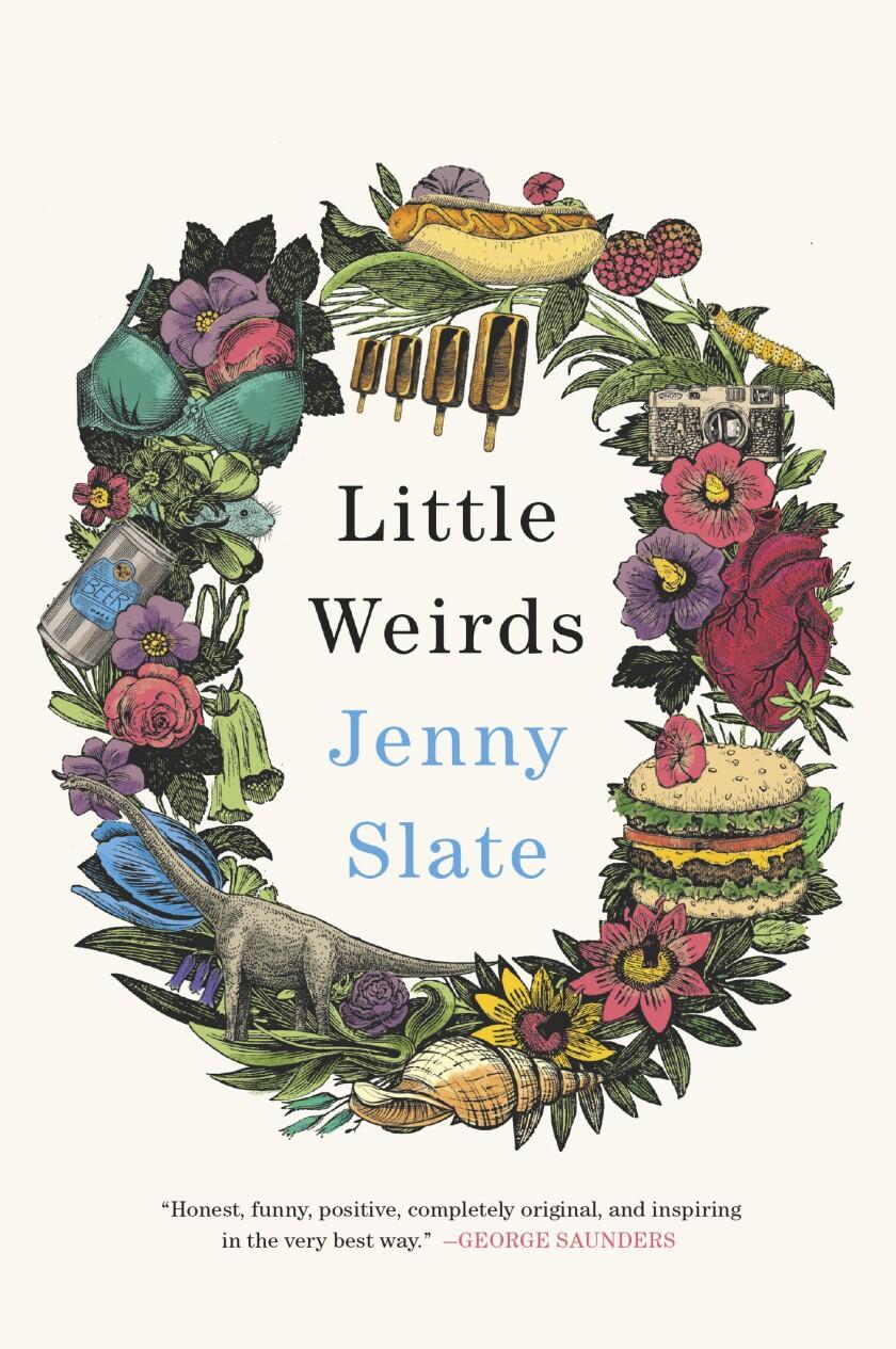 Book Review - Little Weirds
