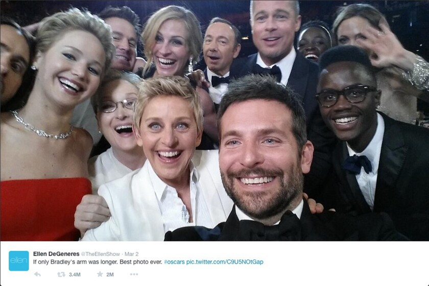Within a few short years Twitter, Facebook and the rest have changed the way the Academy Awards show is viewed and presented