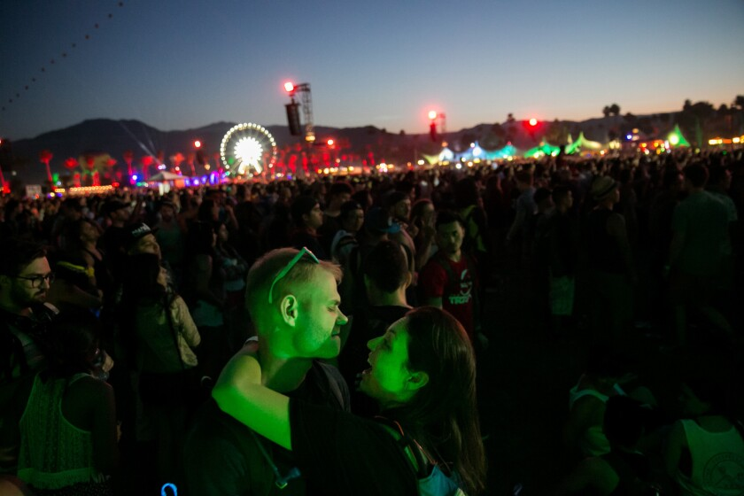 The Coachella Music and Arts Festival's 2020 edition has been canceled as a result of the Corona virus. So has theStagecoach country-music festival, which is held at the same location in Indio.