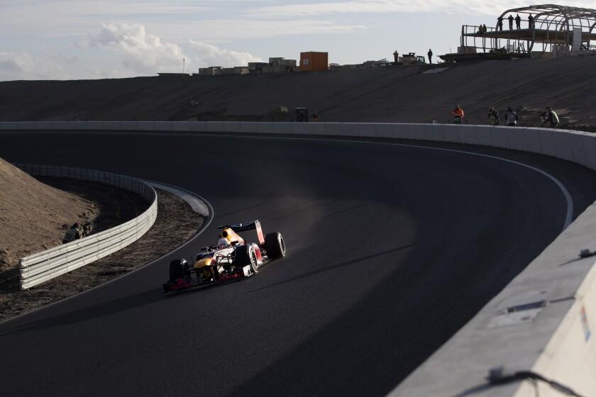 Netherlands F1 Zandvoort