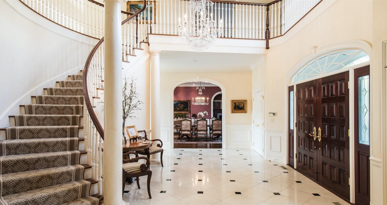 Regis Philbin's Connecticut manor - Los Angeles Times