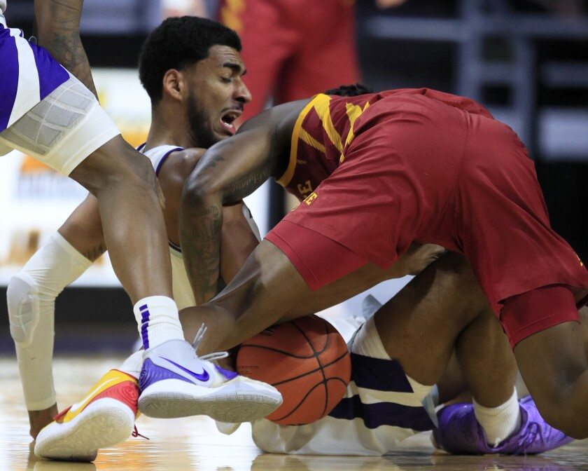Iowa St Kansas St Basketball