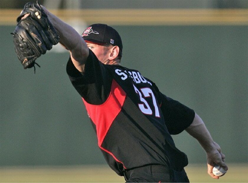 Aztecs ace Stephen Strasburg says he hasn't thought about his place in NCAA history. (Earnie Grafton / Union-Tribune)
