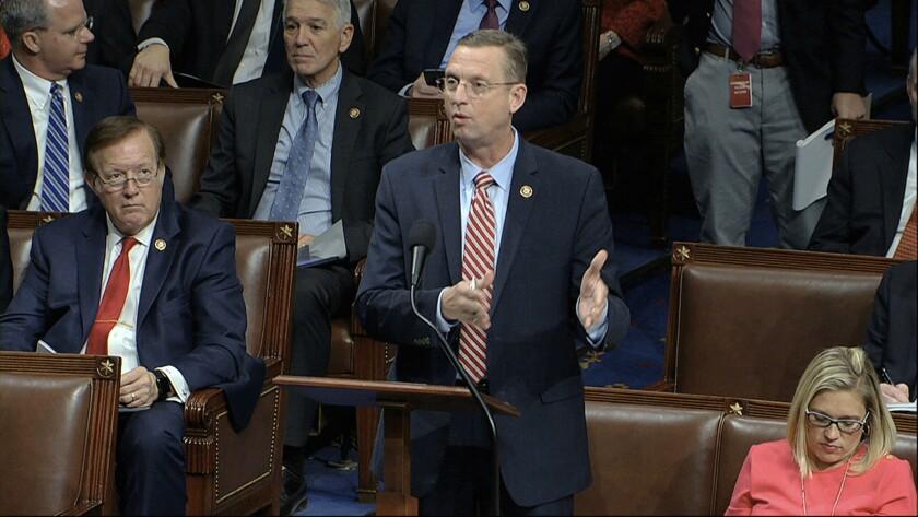 Rep. Doug Collins defends Trump