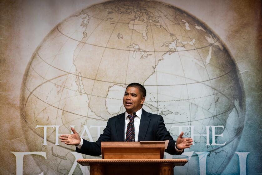 Pastor Roger Jimenez