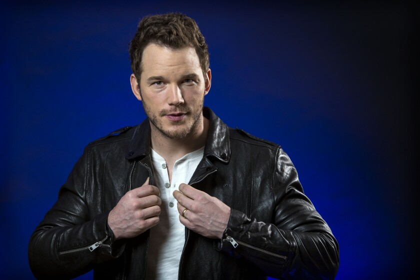 Actor Chris Pratt has enough swagger to be mentioned in the vicinity of other heroic actors like Chris Evans, but also a strain of goofiness that isn't found in most modern action heroes