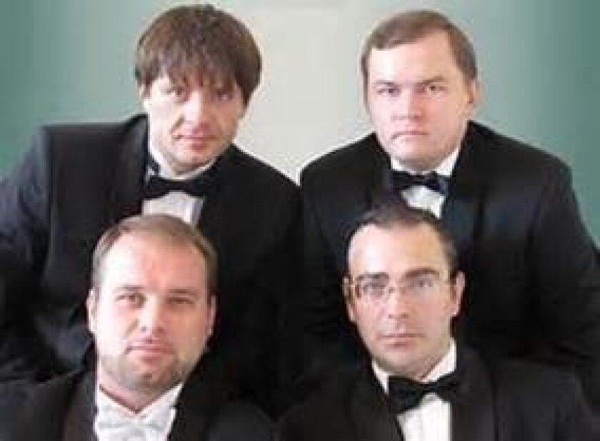 St. Petersburg Men's Ensemble