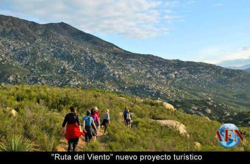 """""""Ruta del Viento"""" nuevo proyecto turístico"""