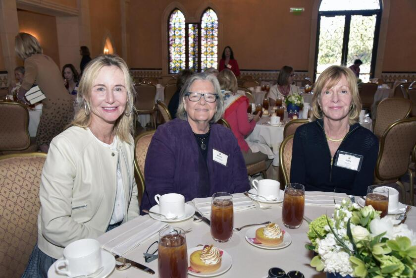 Katie Cassou, Alison Harding, Kathy Grimm