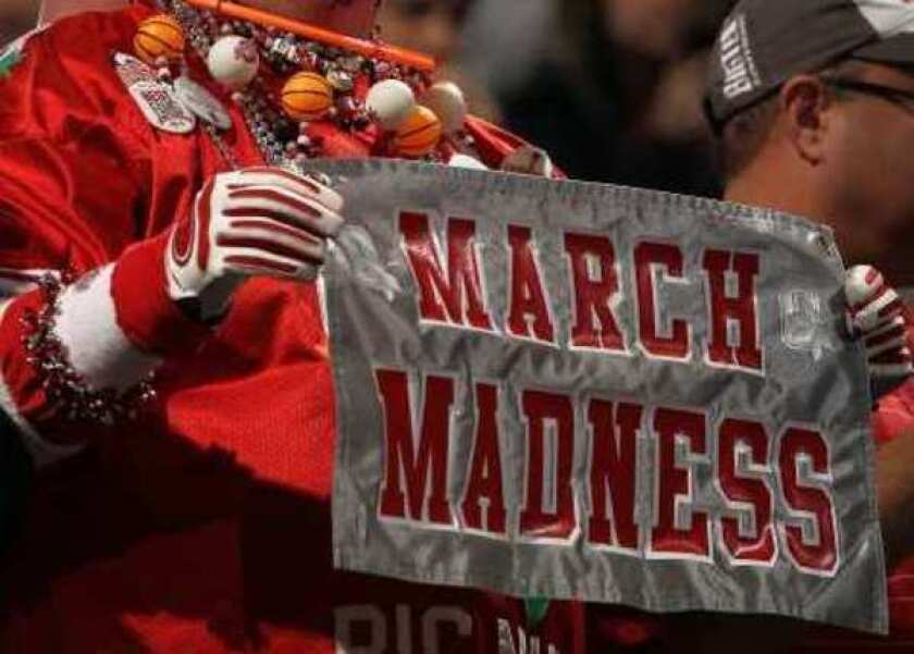 March Madness could put a damper on office productivity