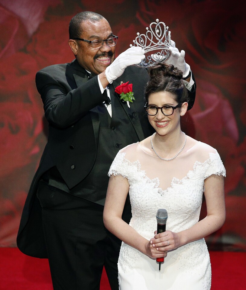 Photo Gallery: 2019 Tournament of Roses Rose Queen announcement and coronation
