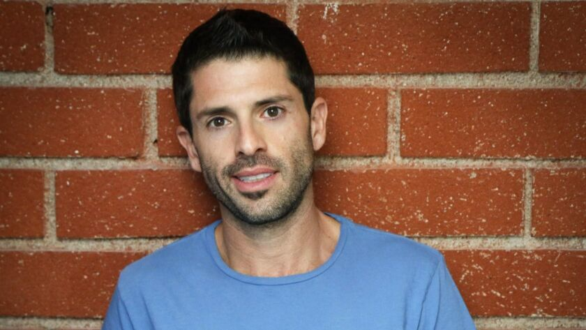 Joel Simkhai, Founder and CEO of Grindr. Dating app Grindr plans to move to West Hollywood from Holl
