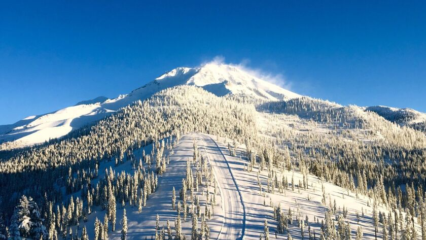 Mt. Shasta near Redding, Calif., has 435 skiable acres and lift ticket prices that start at $49.