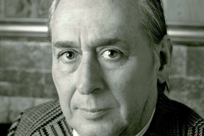 A 1988 portrait of Britain's J.G. Ballard, whose varied stories are in a monumental collection. He died this year.