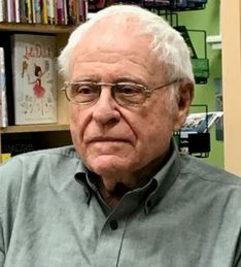 Robert Mezey taught at Pomona College from 1976 until his retirement in 2000.