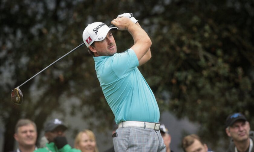 Graeme McDowell shoots 66, leads World Challenge after two rounds