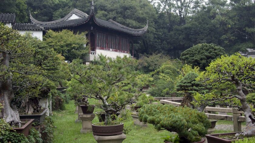 The Wanjing Villa is one of several historical sites found at Tiger Hall.