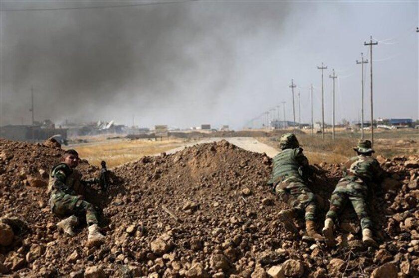 """Naciones Unidas se mostró hoy en alerta máxima pero sin fondos suficientes para hacer frente una """"larga y compleja"""" crisis humanitaria consecuencia de la liberación de Mosul del yugo del Estado Islámico (EI), una campaña que puede provocar """"una catástrofe""""."""