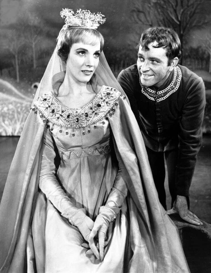 Memorable film and TV moments starring Julie Andrews