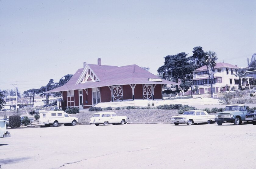 An old photo of the Derby House