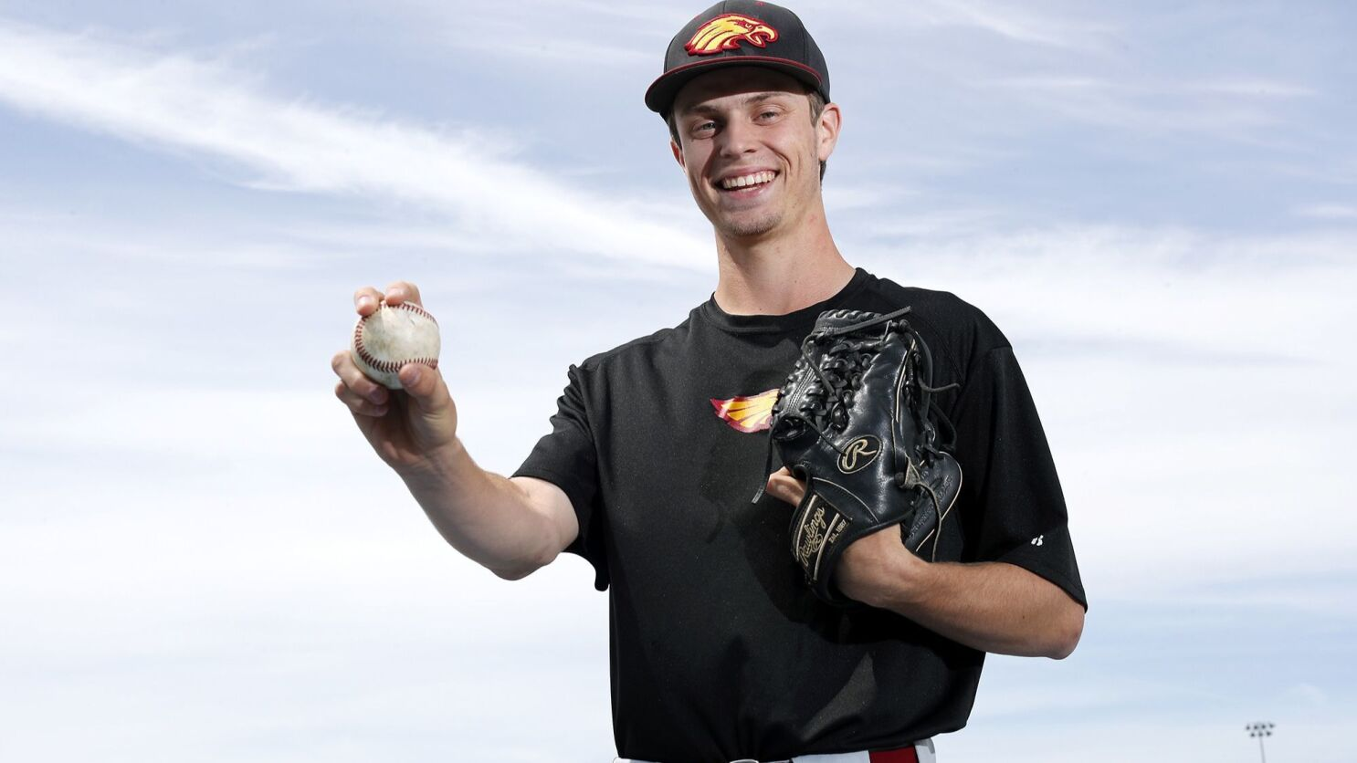 High School Male Athlete of the Week: Jake Covey the rock for Estancia baseball