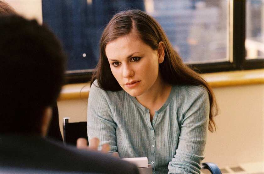 "EYE OF THE STORM: Anna Paquin plays Lisa, a New York teen, in the forceful and fitful ""Margaret."""