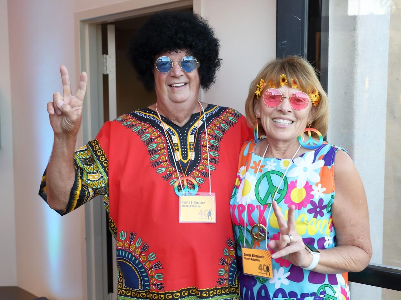 Duane and Denise Billheimer