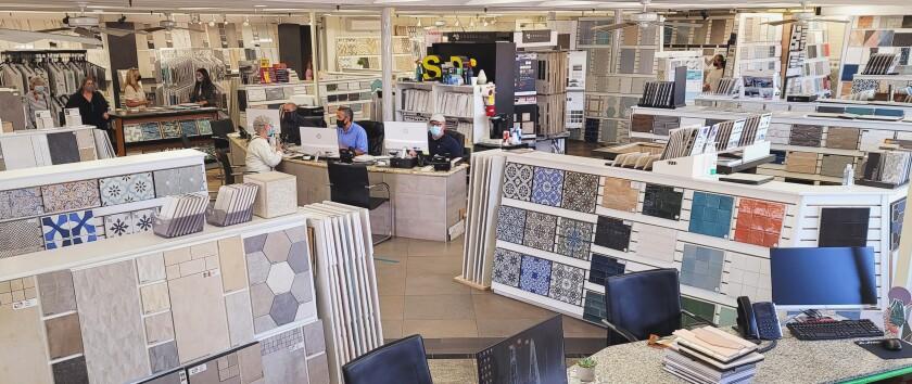 San Diego Marble & Tile is located in Kearny Mesa, El Cajon and Encinitas.