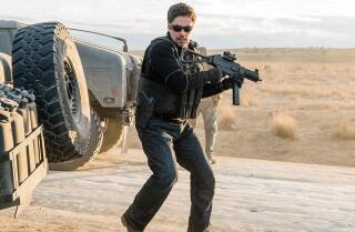 'Sicario: Day Of The Soldado' review by Justin Chang