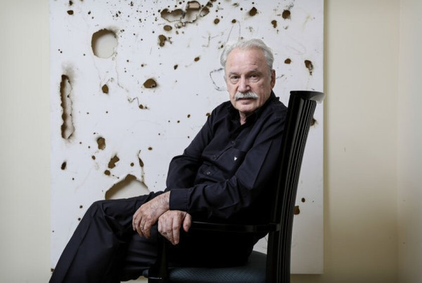 Giorgio Moroder will appear at the Hollywood Bowl in a dance-fueled program on May 10.