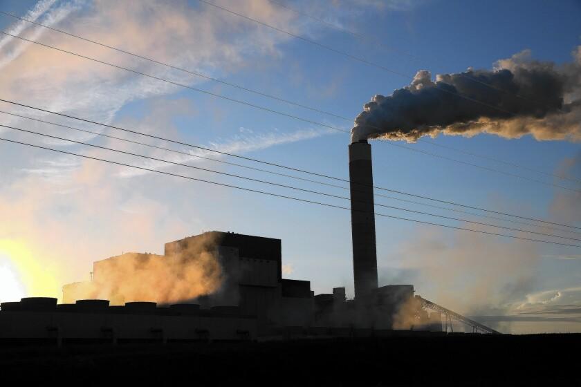 Obama taking aim at carbon dioxide emissions