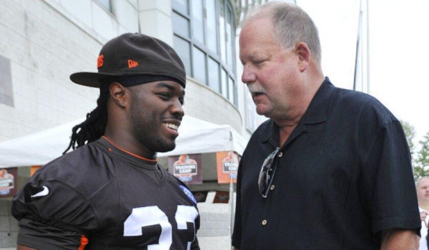 Mike Holmgren blasts Cleveland Browns over Trent Richardson trade