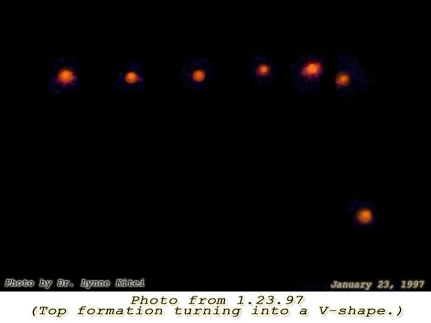 Oregon UFO gathering asks: Have you seen the (Phoenix) Lights? - Los