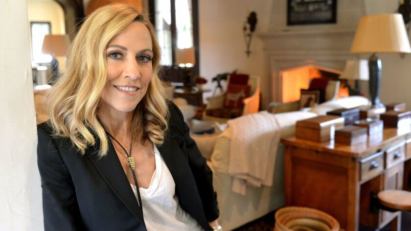 Sheryl Crow, shown at her home in Nashville, Tenn. on Wednesday, March 22, 2017, has her new album ""