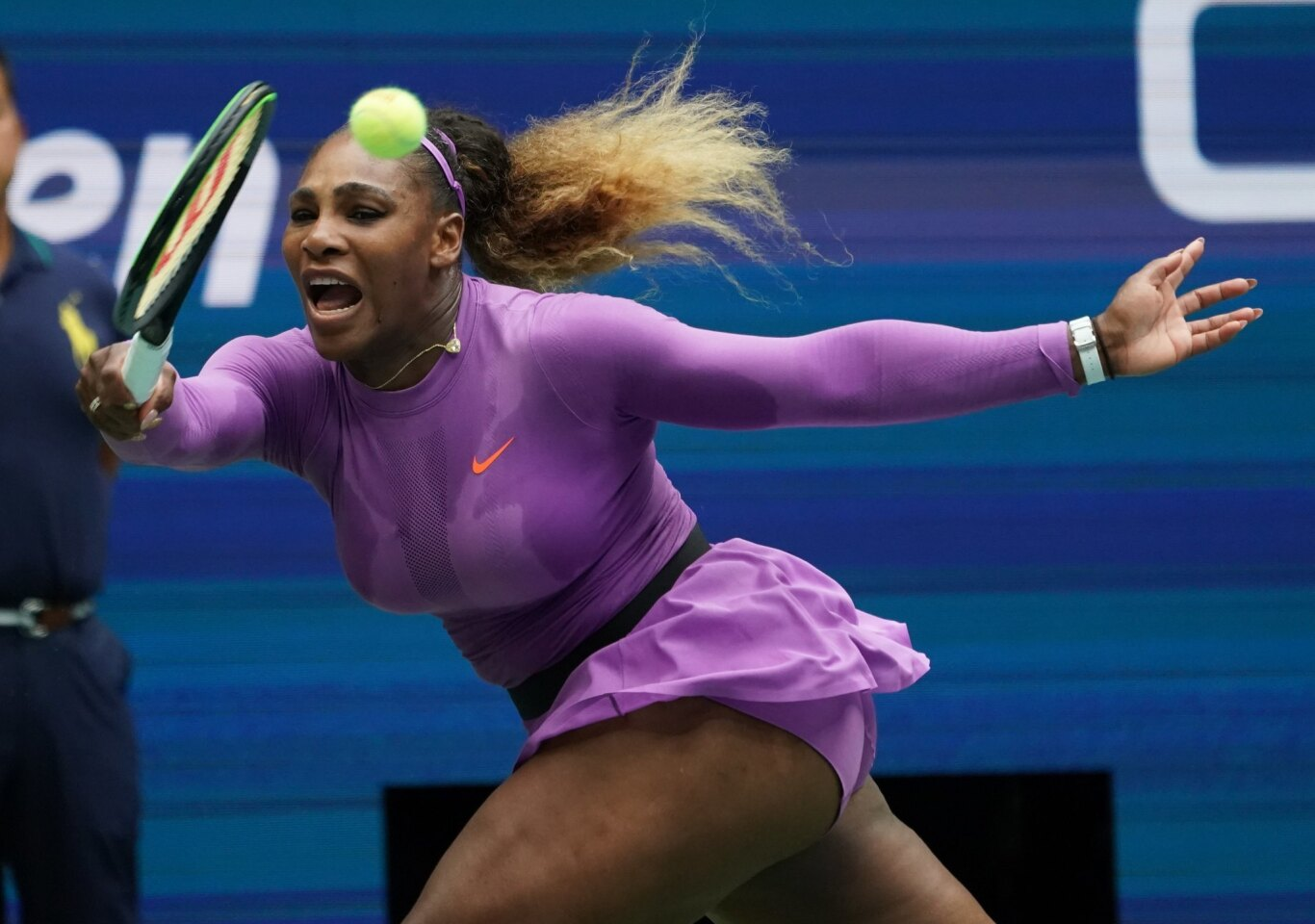 Serena Williams, Sept. 7, 2019