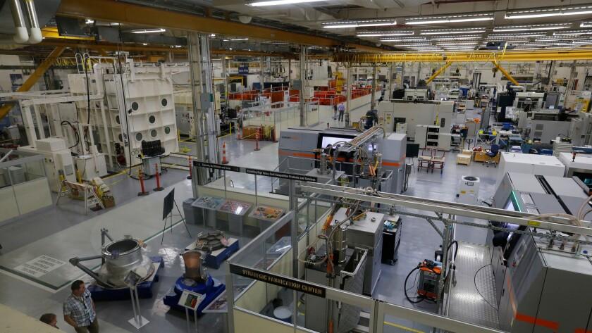 Aerojet Rocketdyne facility in Canoga Park